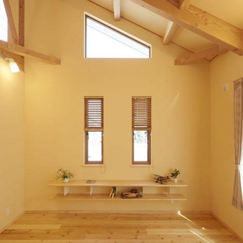 滋賀の自然素材の家🏡