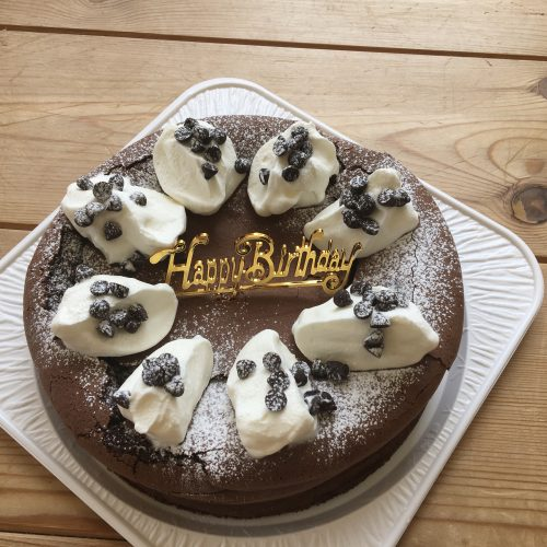 お誕生日ケーキ★